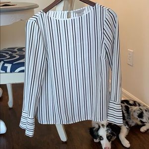 H&M dress shirt size 4 - dog not included 😂
